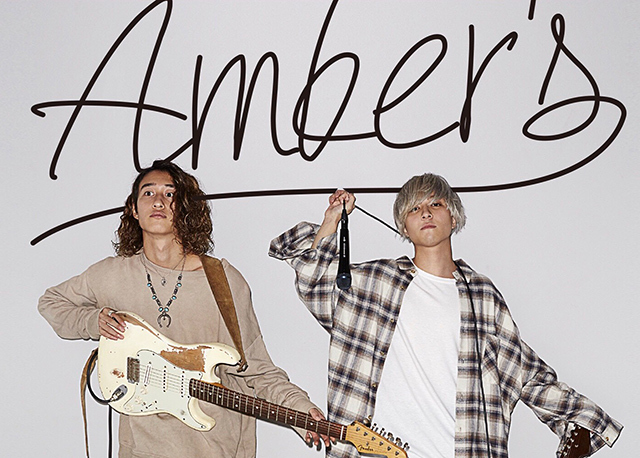 Amber's ━━ ストーリーのあるメロディと表情豊かなハイトーンボイスは、アンビエントな世界を作り上げる | muevo voice